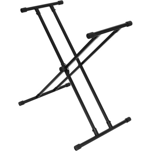 On-Stage KS8191 - Lok-Tight Double-X Keyboard Stand
