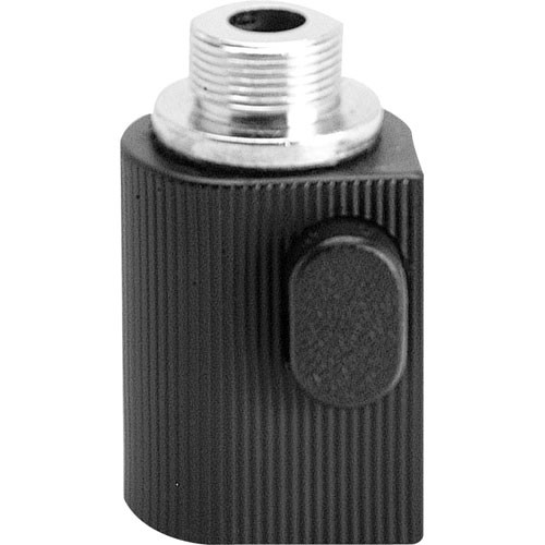 On-Stage QK10B Quick Release Adapter (Black)