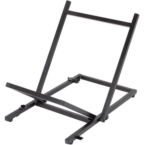 On-Stage RS6000 Foldable Tilt-Back Amp Stand