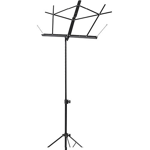 On-Stage SM7122B   Compact Sheet Music Stand  (Black)