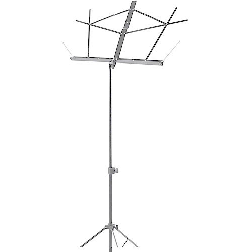 On-Stage SM7122N   Compact Sheet Music Stand  (Nickel)
