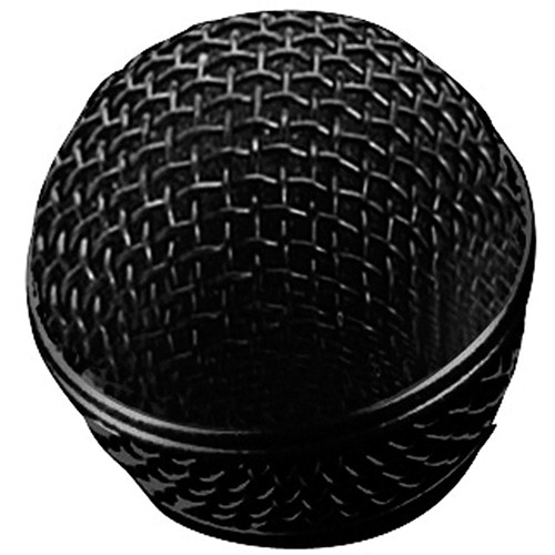 On-Stage SP58B Steel Mesh Microphone Grille (Black)