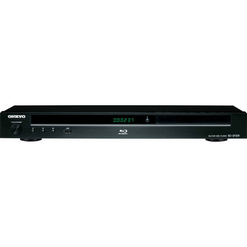 Onkyo BD-SP309 Blu-ray Disc Player (Black)
