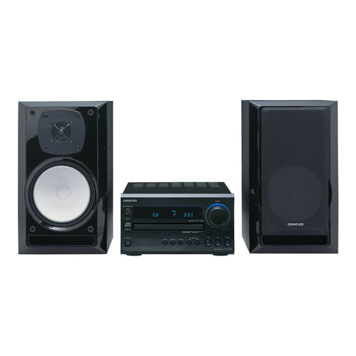 Onkyo CS-325 CD Receiver System (Black)