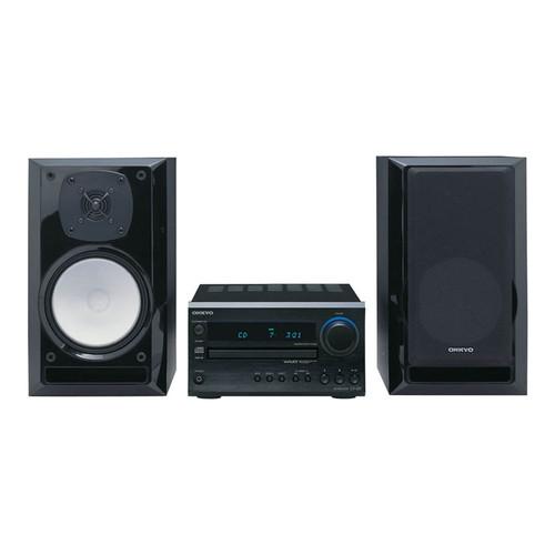 Onkyo CS-325 CD Receiver System (Black)