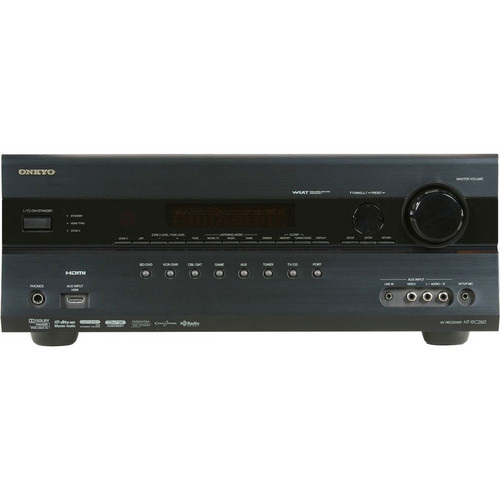 Onkyo HT-RC260 7.2 Channel Home Theater Receiver