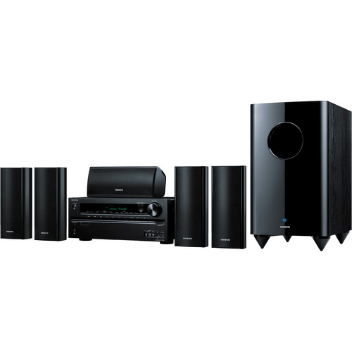 Onkyo HT-S6500 5.1 Home Theater in a Box