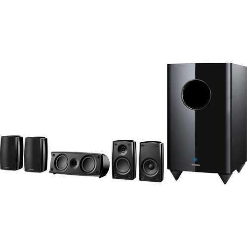 Onkyo SKS-HT690 5.1 Surround Sound Home Theater System