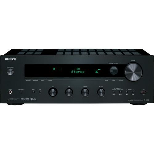 Onkyo TX-8050 Network Stereo A/V Receiver