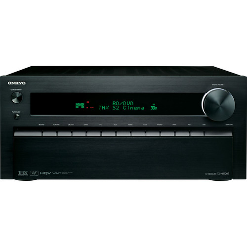 Onkyo TX-NR1009 9.2-Channel Audio/Video Receiver