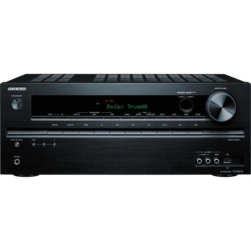 Onkyo TX-NR414 A/V Home Theater Receiver