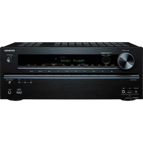 onkyo tx nr515 a v home theater receiver tx nr515 b h photo
