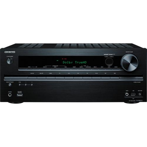 Onkyo TX-NR515 A/V Home Theater Receiver