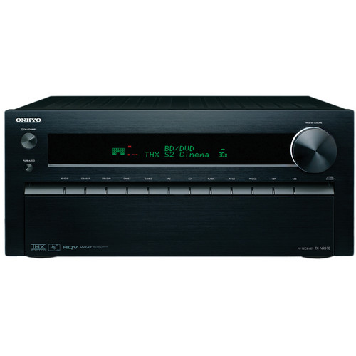 Onkyo TX-NR818 7.2 Channel Network A/V Receiver