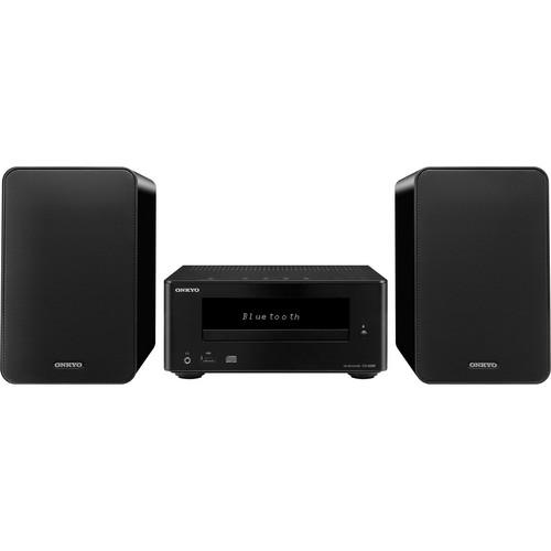 Onkyo CS-355 CD Hi-Fi Mini System with Bluetooth (Black)