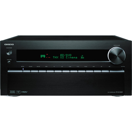 Onkyo PR-SC5509 9.2-Channel Network A/V Controller