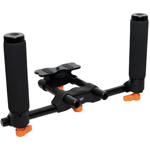 Opteka CXS-200 Dual Grip Handheld Video Stabilizer System for DSLR Cameras