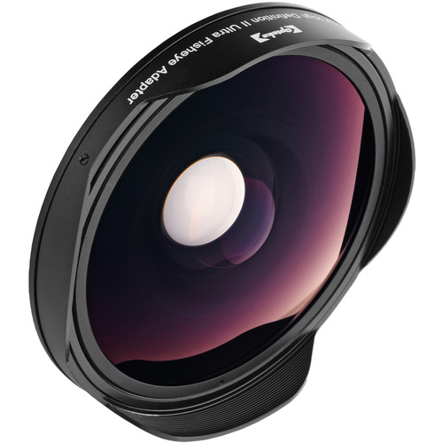 Opteka 52mm 0.3X HD Ultra Fisheye Lens Adapter