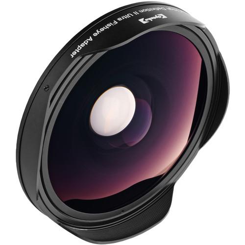 Opteka 52mm 0.3X HD Ultra Fisheye-Lens Adapter