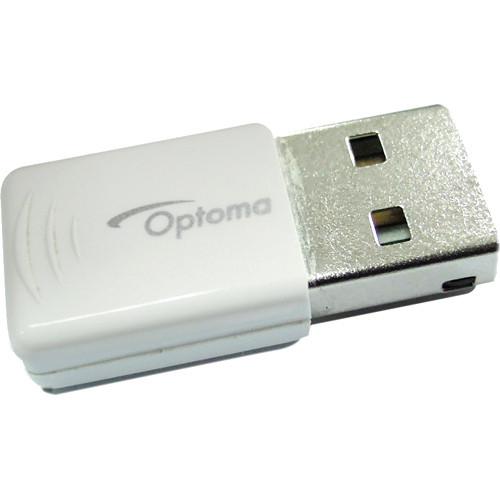 Optoma Technology BI-EXTBGN Mini IEEE 802.11b/g/n Wireless USB Adapter