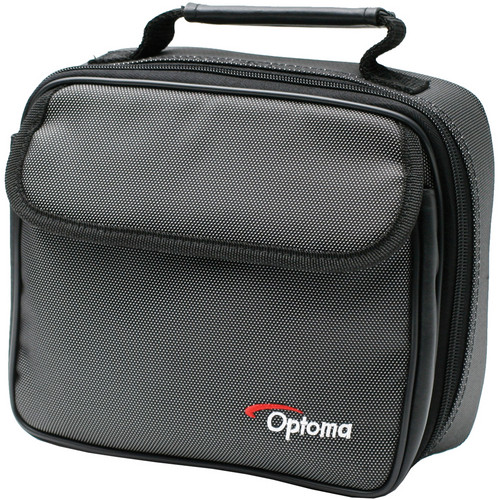 Optoma Technology Carrying Case for the ML500 500 Lumens Portable Projector (Gray)
