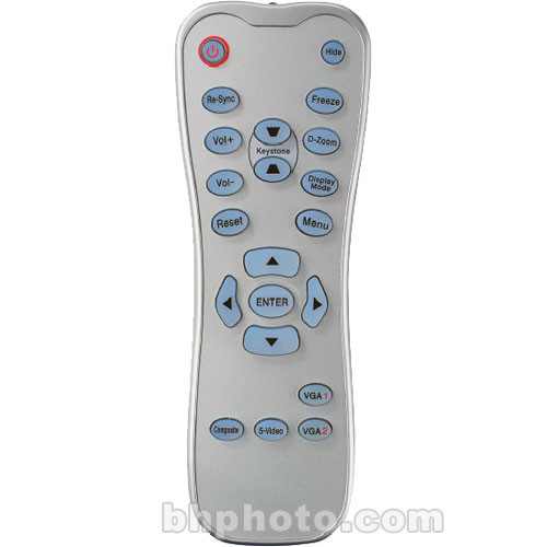 Optoma Technology Remote Control (Replacement)