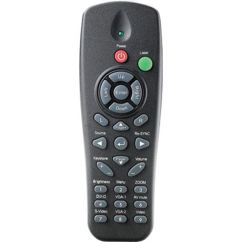 Optoma Technology BR-3036L Replacement Remote Control for Optoma EP761/ TX761