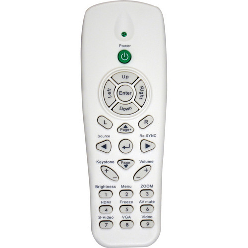 Optoma Technology BR-3048N Remote Control for HD66 Home Theater Projector
