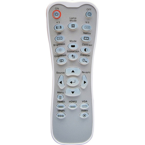 Optoma Technology BR-3051B Remote Control for HD200X-LV