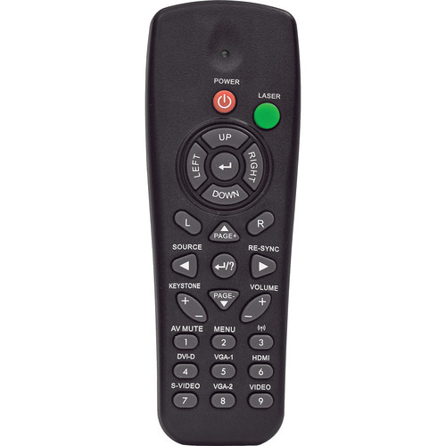 Optoma Technology Replacement Remote Control