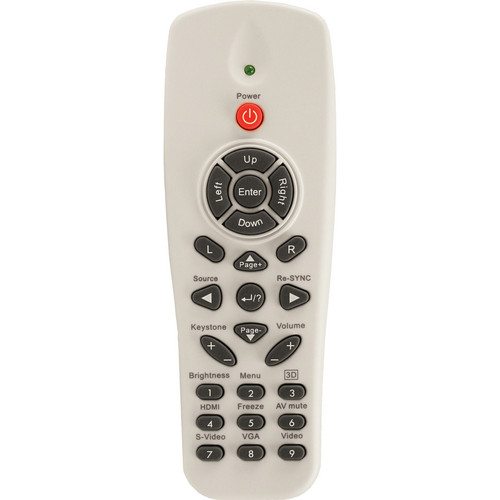 Optoma Technology BR-5035N Remote Control with Mouse Function