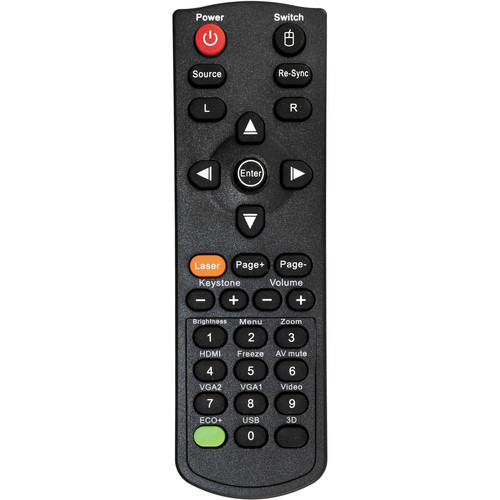 Optoma Technology BR-5039L Remote Control