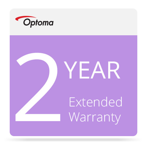 Optoma Technology Projector 2-Year Extended Warranty - for EP7 Series Projector's