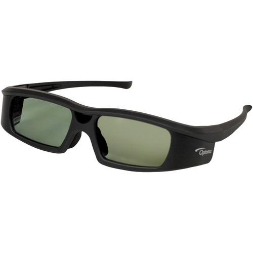 Optoma Technology Active Shutter 3D-RF Glasses