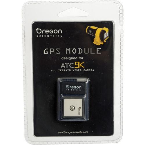 Oregon Scientific ATC9K GPS Module