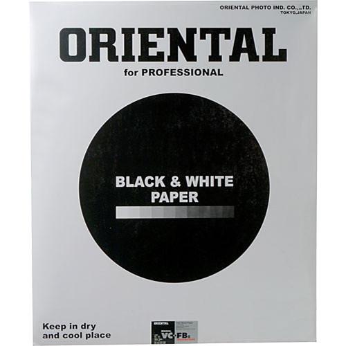"Oriental Seagull Select VC-FBII Paper (Glossy, 8 x 10"", 25 Sheets)"