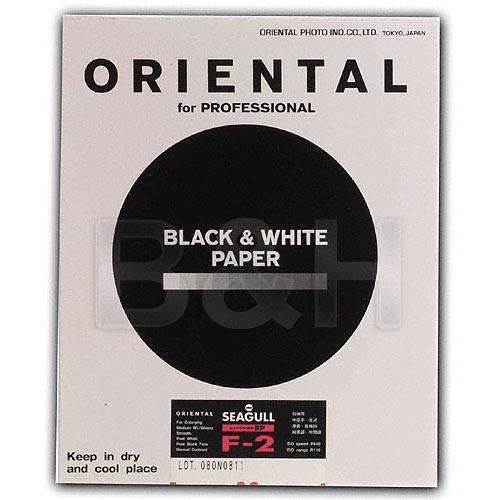 Oriental Seagull-RC 11x14/50 #2 Glossy