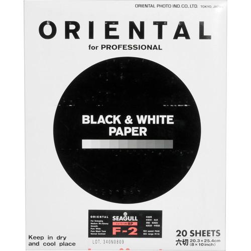 Oriental Seagull-RC 8x10/20 #2 Glossy