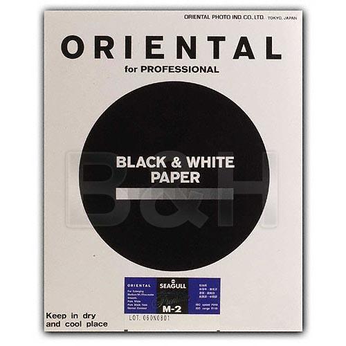 Oriental Seagull-RC 8x10/100 #2 Matte