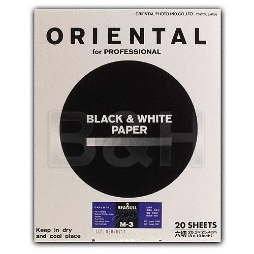 Oriental Seagull-RC 11x14/50 #3 Matte