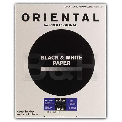 "Oriental Seagull RC-M Grade #3 RP Paper (Matte, 20 x 24"", 10 Sheets)"