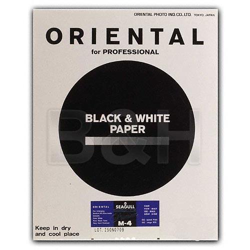 Oriental Seagull-RC 11x14/50 #4 Matte
