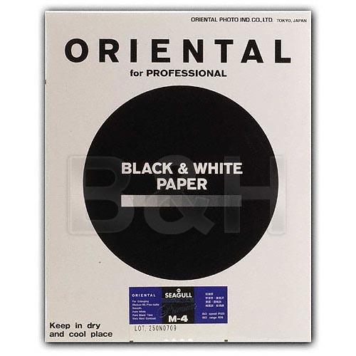 "Oriental Seagull RC-M Grade #4 RP Paper (Matte, 20 x 24"", 10 Sheets)"