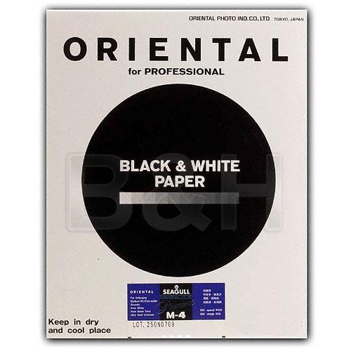 Oriental Seagull-RC 8x10/100 #4 Matte