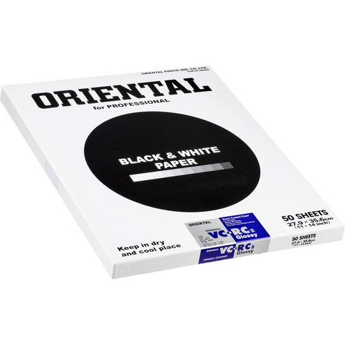 Oriental Seagull VC-RCII 11x14/50 Glossy