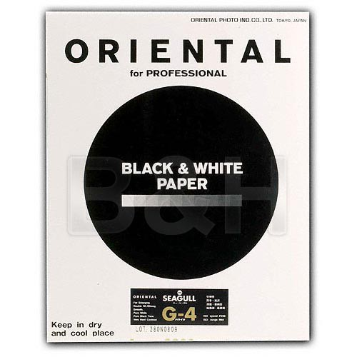 Oriental Seagull-G FB DW 16x20/50 #4 Glossy