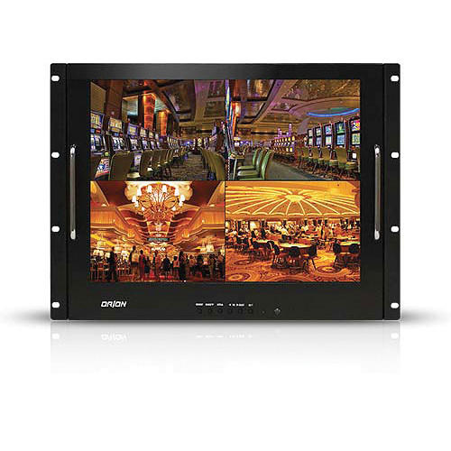 "Orion Images 15"" Rack Mount Ready Monitor"