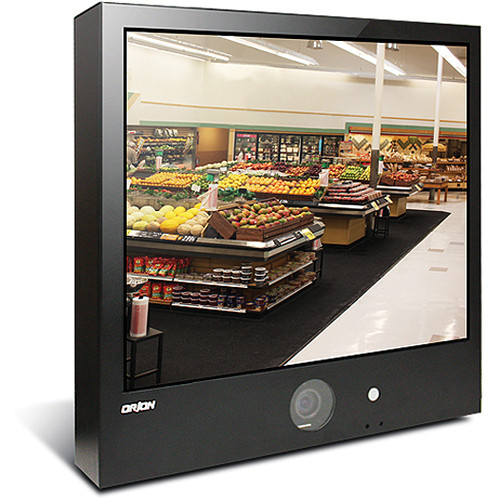 "Orion Images 19"" Public View Display with Built-In WDR Camera"