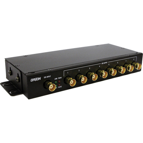 Orion Images HD-SDI Distributor & Repeater (8-Channel)
