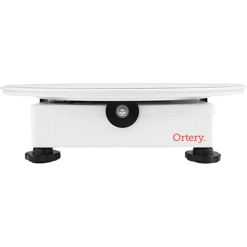 Ortery PhotoCapture 360 - 360 Product Photography Turntable - 25 lb Capacity